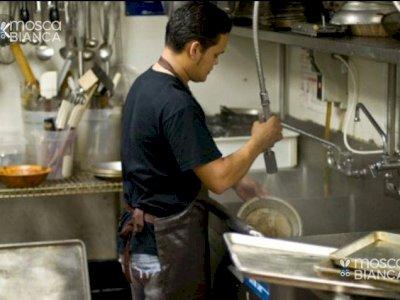 Lavapiatti/operatore ristorazione