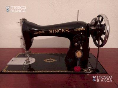 MACCHINA DA CUCIRE SINGER ANNI '40