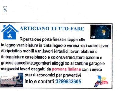 artigiano tutto fare italiano