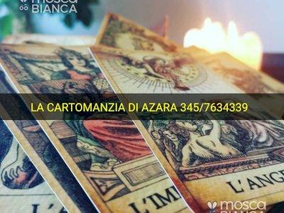 CARTOMANTE AZARA