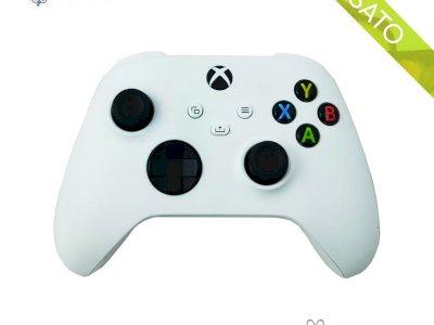 Controller Wireless Per Microsoft Xbox - Robot White - USATO