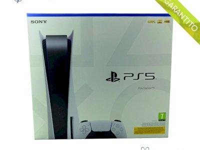 Sony PS5 Blu-Ray Edition Console - Bianco - 825 GB - NUOVA Sigillata - Garanzia 2 anni