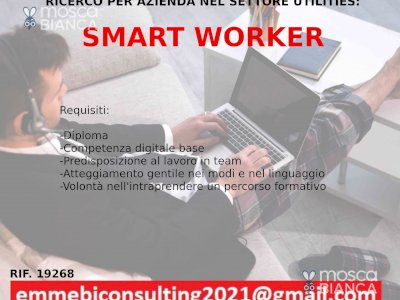 Selezioniamo Smart Worker