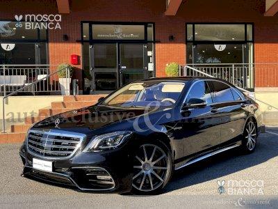 Mercedes Benz S 63 AMG 4Matic+ Lunga