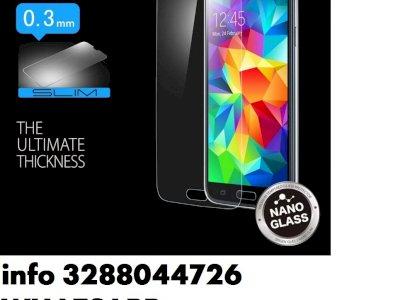 Protezione in vetro temperato per smartphone tutte le marche
