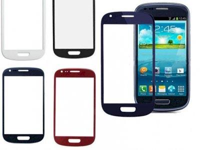 Vetro samsung s3 mini touch screen tutti i colori