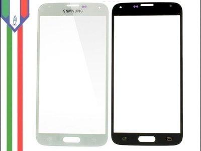 Vetro per samsung s5 touch screen tutti i colori