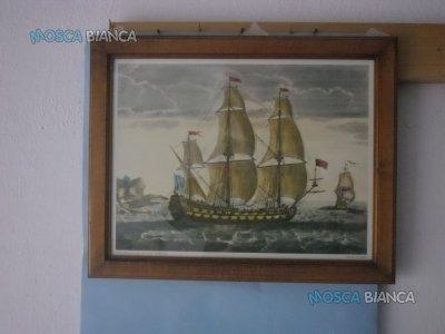 N. 6 Quadri con navi.