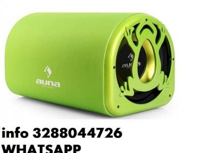 Subwoofer amplificato per impianto stereo hi fi audio auto 600w