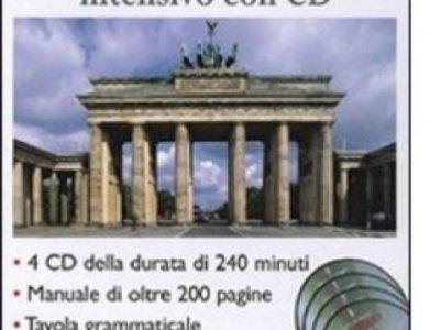 Corso di lingua tedesca con cd 4 cd della durata di 240 min