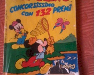 Fumetto topolino originale del 1980 n. 1306