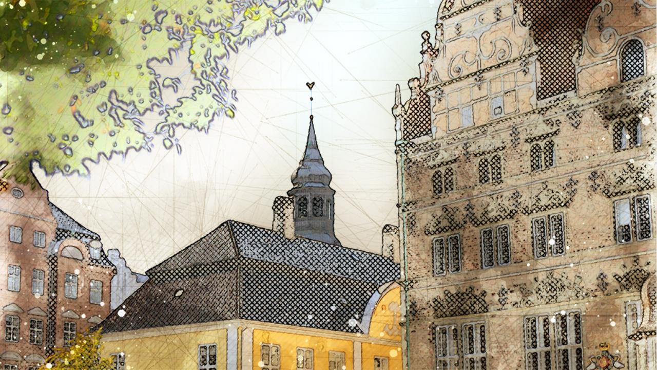 Explore the Historic Aalborg