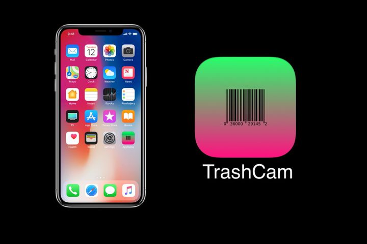 TrashCam   Your Personal Guide To Recycling