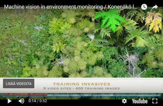 Konenäkö opetuksen ja ympäristöhoidon apuna