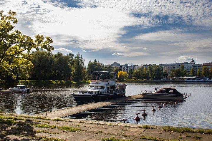 Hämeenlinnan kaupungin venepaikkojen vuokraus sähköiseksi