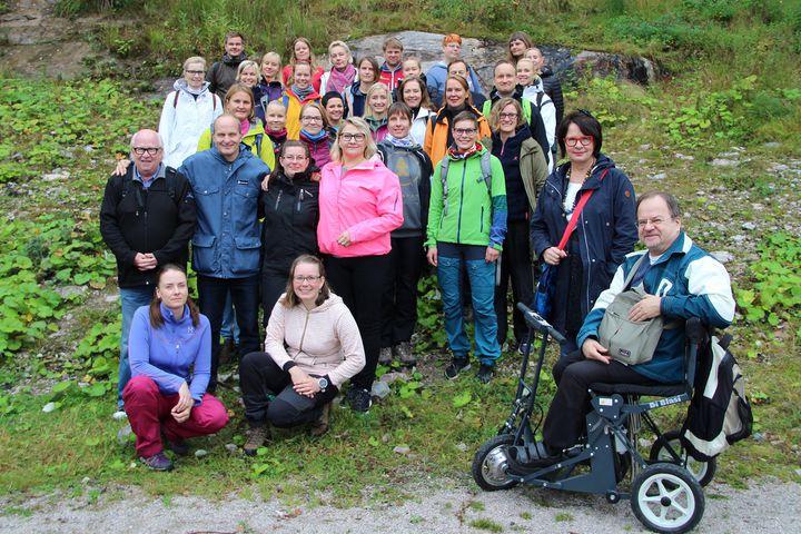 Soveltavan liikunnan vaikuttamisopas terveysjärjestöjen paikallisyhdistyksille