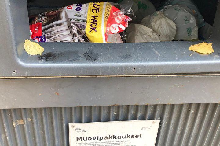 Jätekuljetusten radikaali tehostaminen AHTO-jätepuristimen avulla