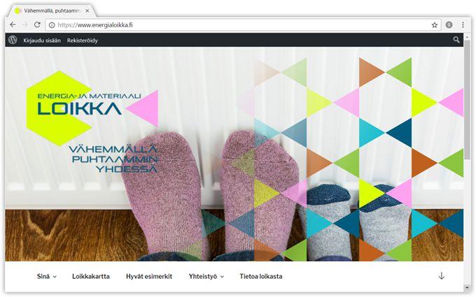 Energialoikka.fi jakaa hyviä käytäntöjä ja tukee naapuriyhteistyötä