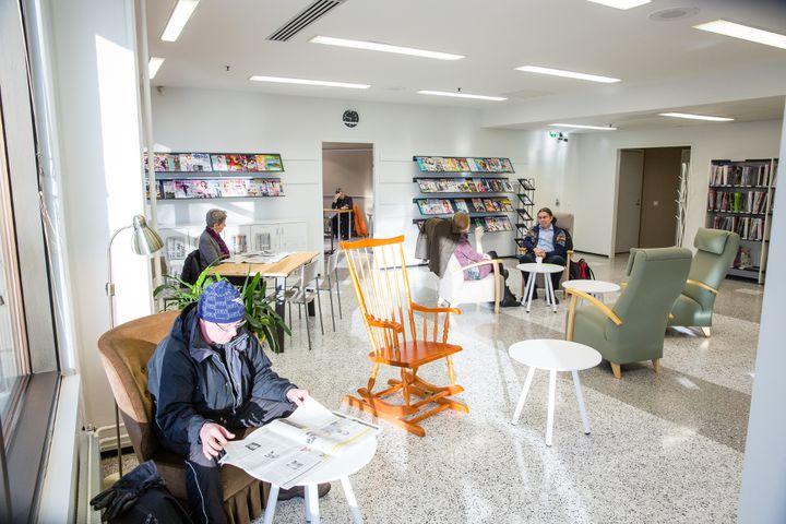 Kirjastoista kohtaamispaikkoja avoimen tapahtumatiedon avulla