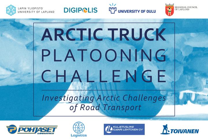 Arctic Truck Platooning Challenge