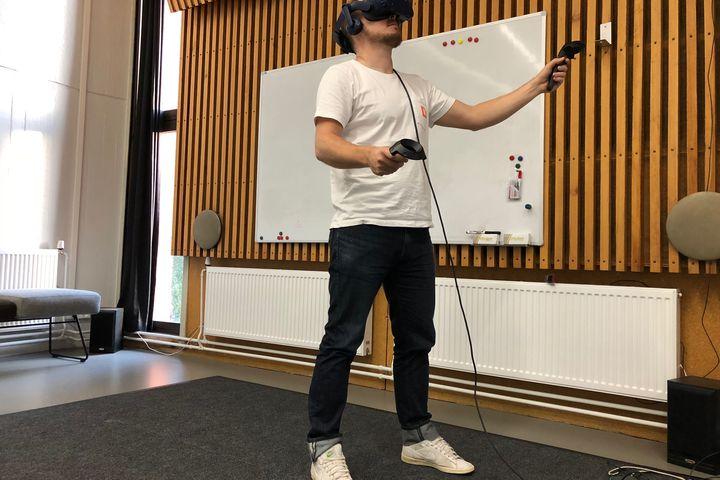 Virtuaalinen luonnonmaisema suunnittelussa