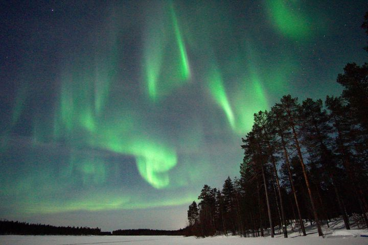 Lappi satellite - better service for visitors of Lapland who want to see the Aurora