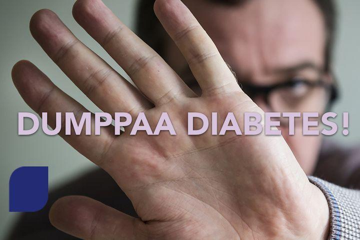 Vältä diabetes, voit vaikuttaa! Pre-diabeetikoille ennaltaehkäisevää ohjausta ryhmässä.