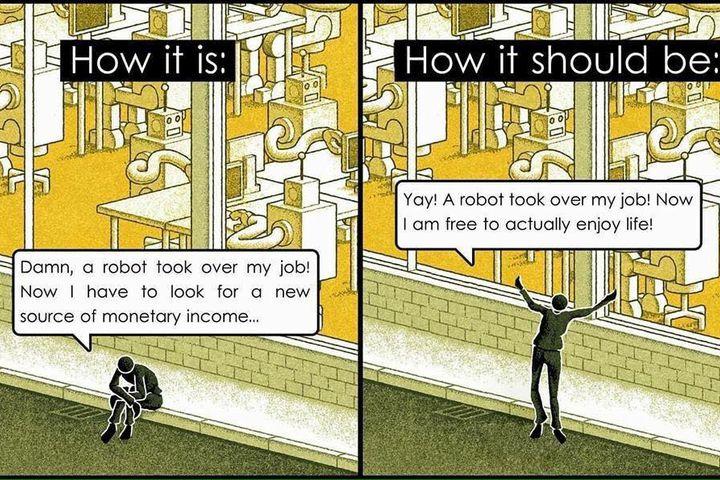 Työttömyys ja uudelleen koulutus