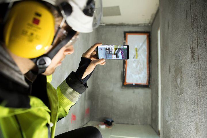 RoPa - Rakennushankkeen digitalisointi päästä päähän rooli- ja paikkatietopohjaisesti