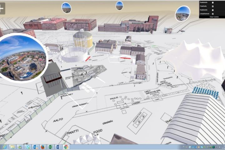 BIM4Event and Project Management