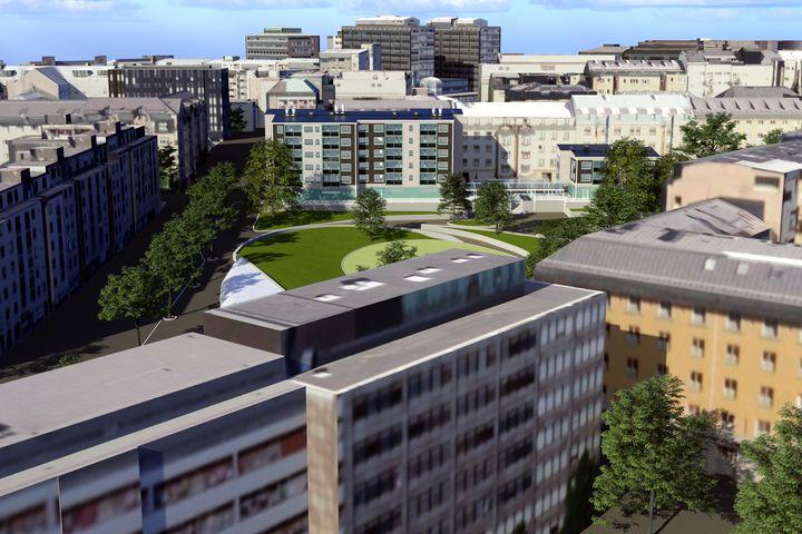 Kira-digi: Avoin kaupunkidata vauhdittaa kaupunkivisualisointia