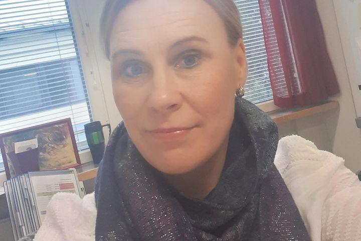 Liisa Belaid