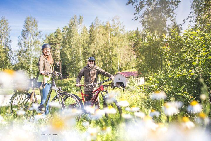 Tampereen kaupungin työsuhdepyörät