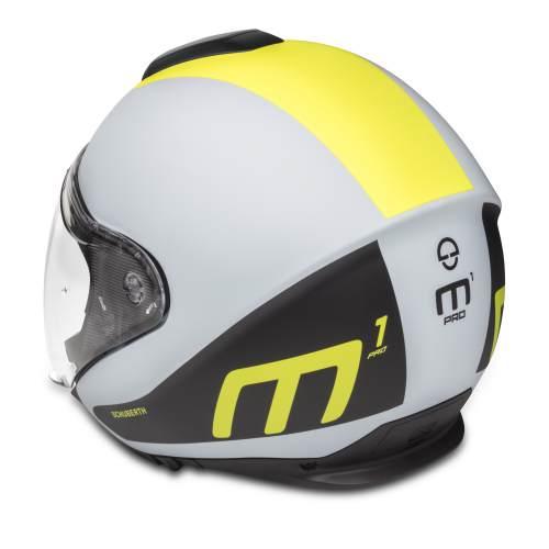 M1 Pro Triple Yellow Back