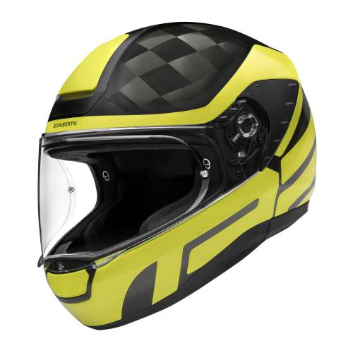 R2 Carbon Cubature Yellow 45