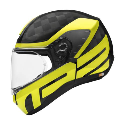 R2 Carbon Cubature Yellow 90