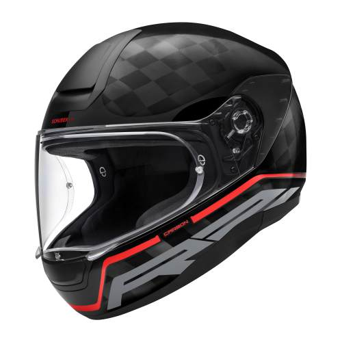 R2 Carbon Stroke Red 45
