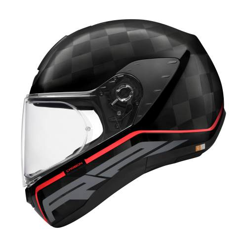 R2 Carbon Stroke Red 90