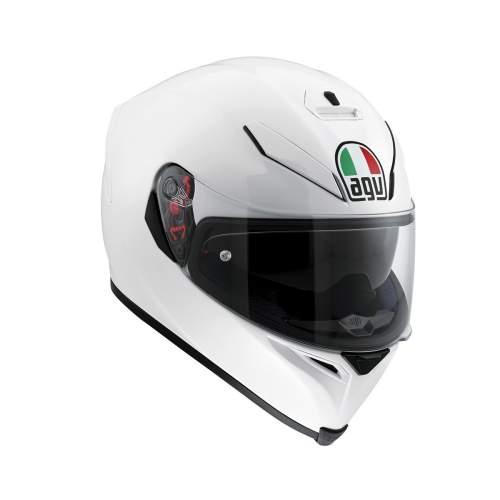 Agv K5 S E2205 Mono Pearl White 1
