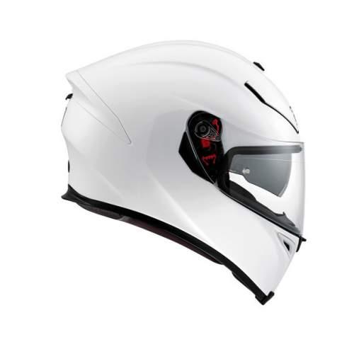 Agv K5 S E2205 Mono Pearl White 2