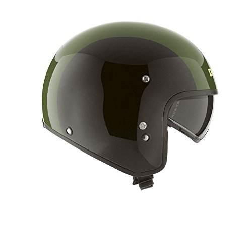 Agv Casco Moto Vintage Hi Jack Diesel Nero Verde 3