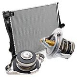 Replacement Automotive Engine Cooling Parts & Accessories
