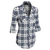 Womens Buttoned Shirts