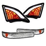 Custom Automotive Signal & Parking Lights