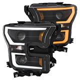 Custom Automotive Headlights