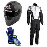 Automotive Racing Gear & Safety Equipment
