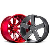 Custom Automotive Wheels