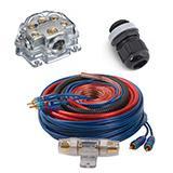 Car Audio & Electronics Installation Parts