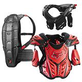 Protective Armor & Motorcycle Safety Gear