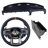 Replacement Automotive Interior Parts